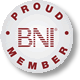 BNI London North East Proud Member