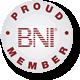 BNI London North East Proud Member
